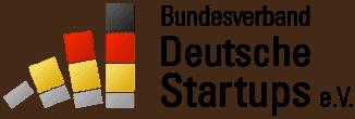 Logo des Bundesverband deutsche Startups e.V.