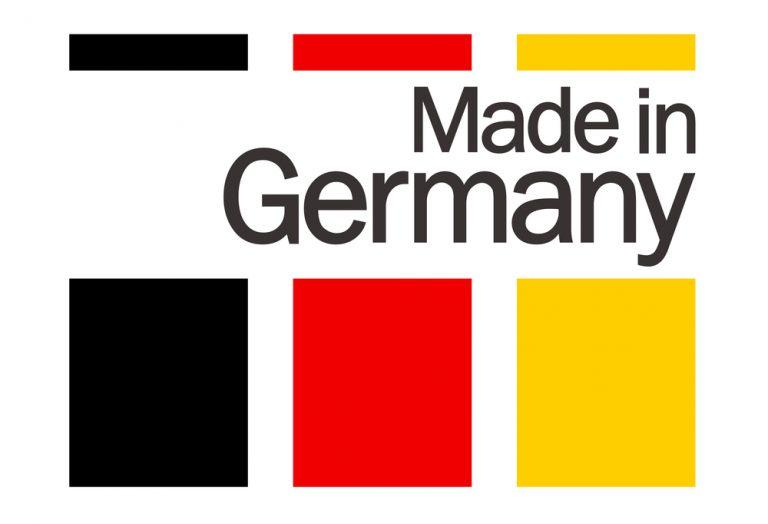 Das ist Qualitätssiegel Made in Germany