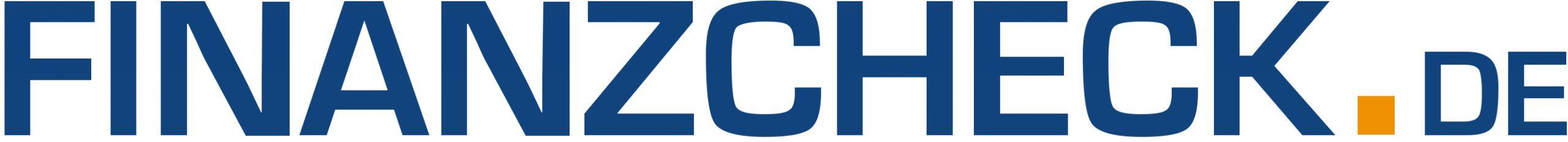 Logo der Firma Finanzcheck.de