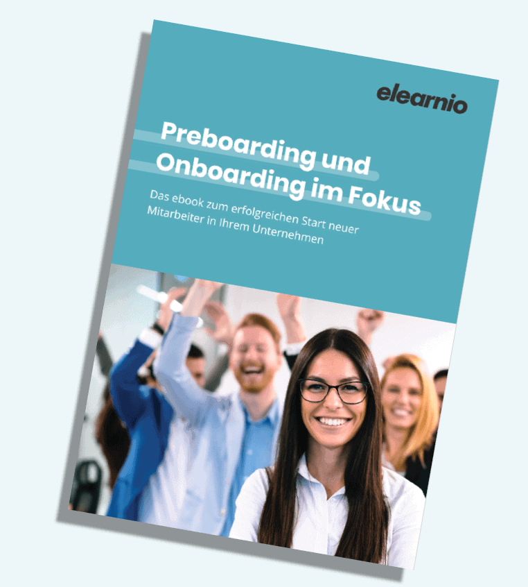 ebook Preboarding und Onboarding Vorschaubild