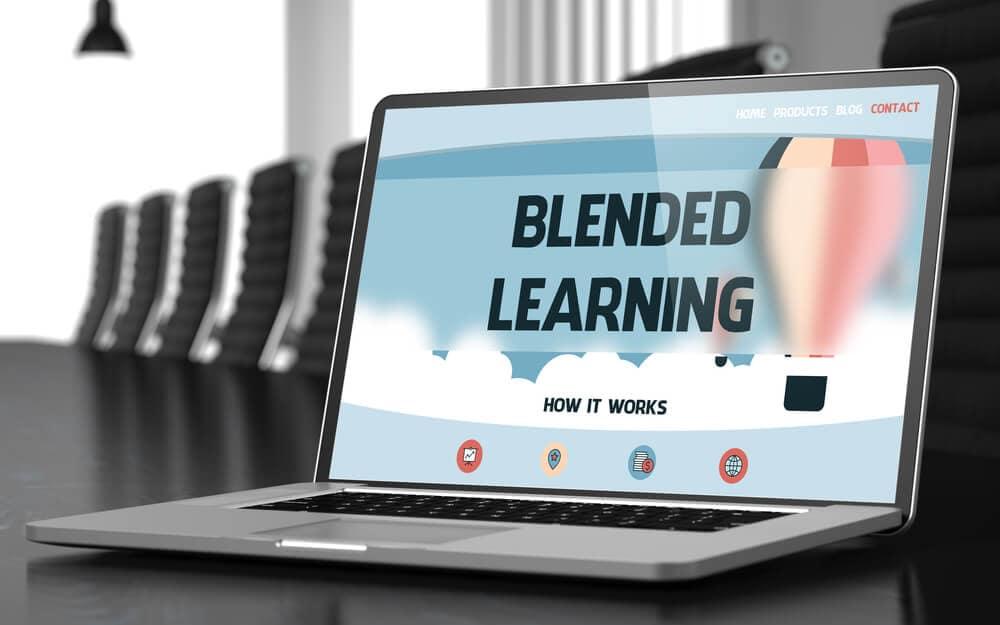 Blended Learning für die Wissensvermittlung