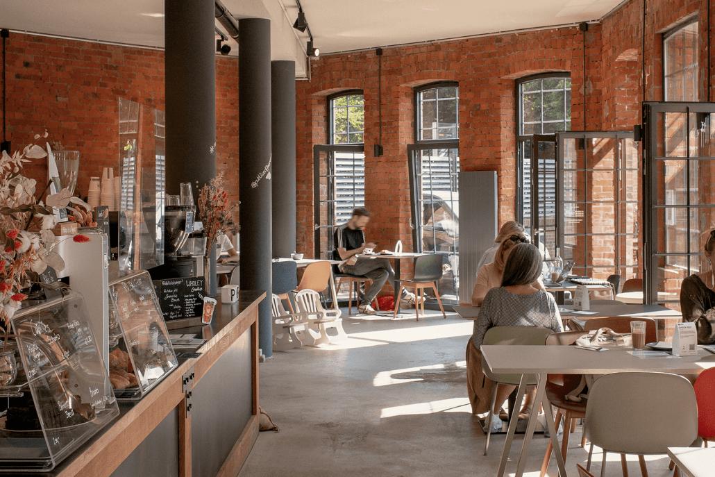 Bild aus einem Cafe von Public Coffee Roasters